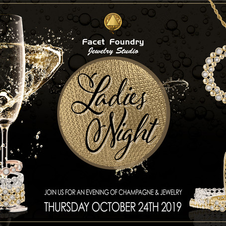 LADIES NIGHT - CHAMPAGNE BUBBLES