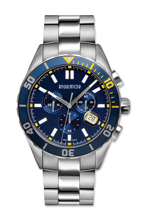 SST Chronograph Diver Watch 43MM