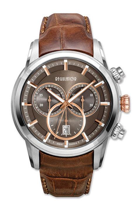 SST Chronograph Watch 43MM