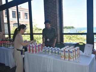 Produk Kara Coconut Water Berhasil Menjaring Distributor AS Baru Melalui Remarkable Indonesia Fair