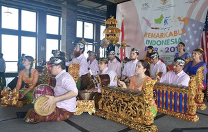 Denyut Remarkable Indonesia Fair (RIF) 2019 di Amerika