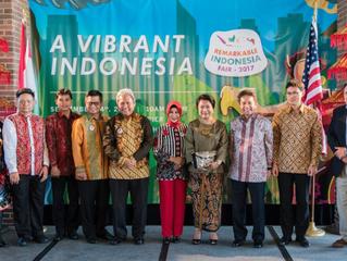 Sukses Besar, Remarkable Indonesia Fair Chicago Hasilkan Transaksi Miliaran Rupiah!