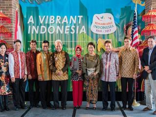 Remarkable Indonesia Fair Chicago Cetak Transaksi Miliaran Rupiah