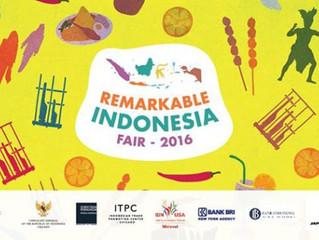 RI Gelar Remarkable Indonesia Fair di Amerika Serikat