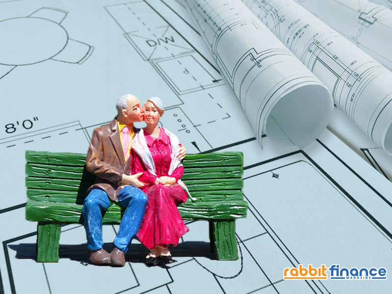 House Plan for the Elderly banner