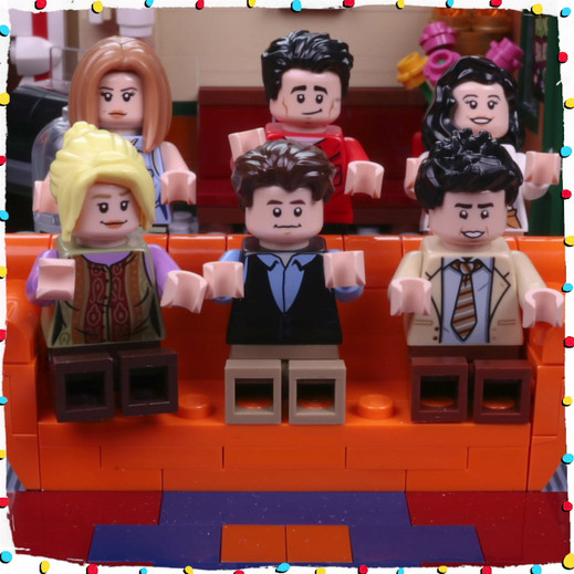 Friends x LEGO