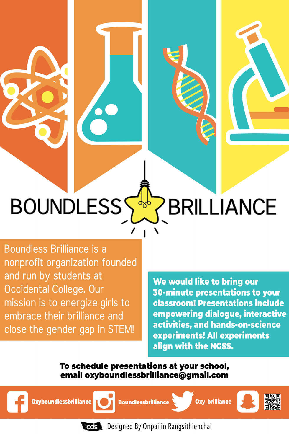 Boundless Brilliance promotion
