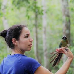 Carmen - Ornithologist