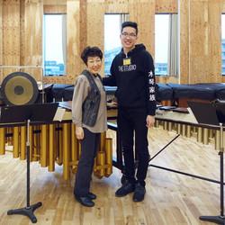 Toho Gakuen: Meeting Keiko Abe
