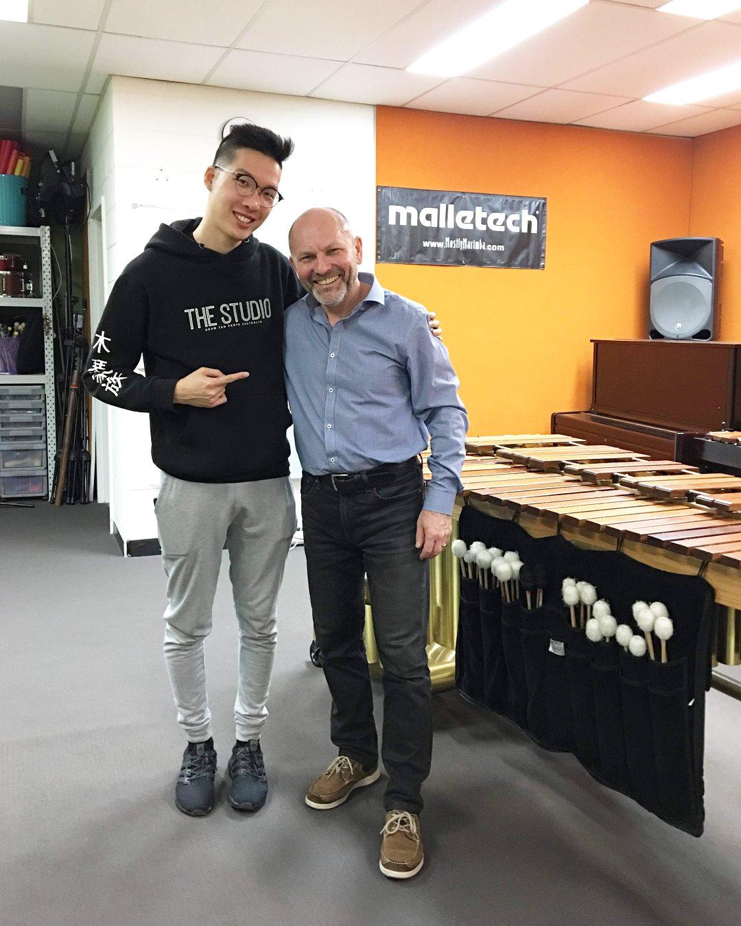Meeting Sergei Golovko (again)