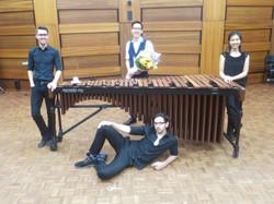 Marimba Fun: Masters Recital
