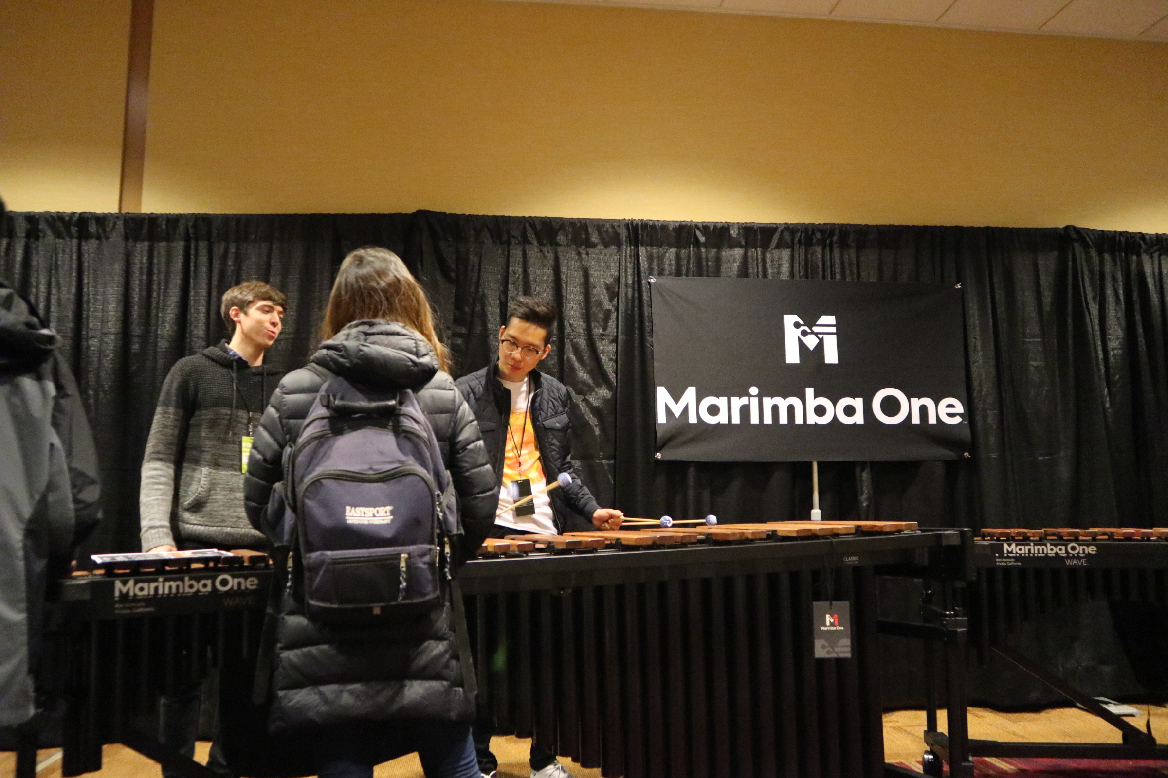 Presenting the Marimba One Wave