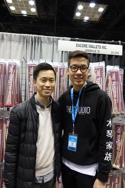 Samuel Chan at PASIC 2017
