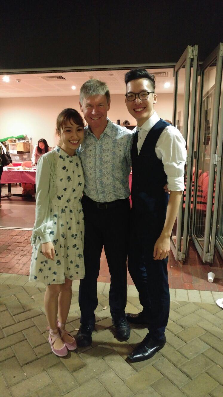 Marimbadreams 木琴夢想 at UWA