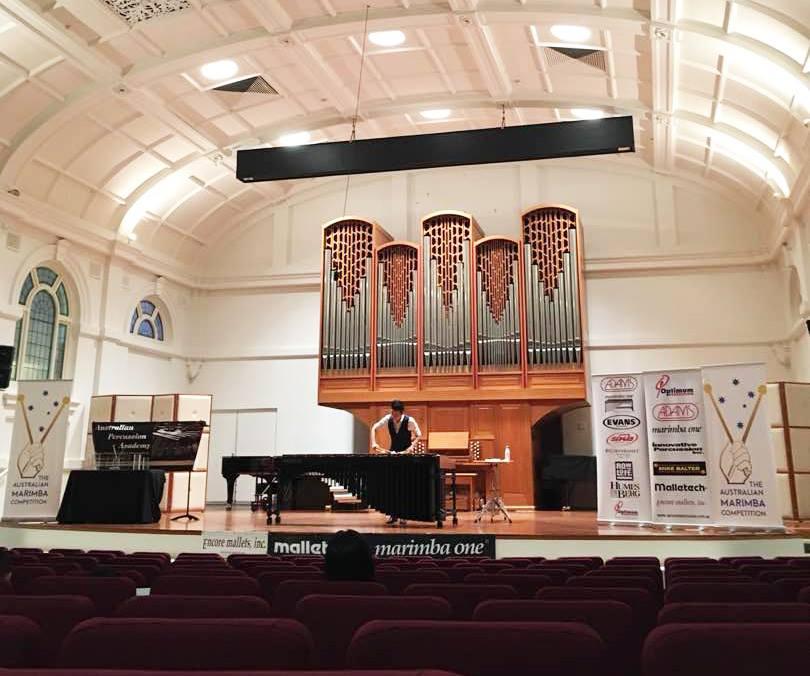 Australian Marimba Competition 2018