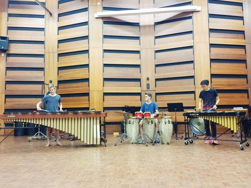 Piñata Percussion Fundraiser Concert