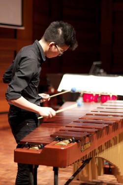 Performing 'Violin Partita No. 2'