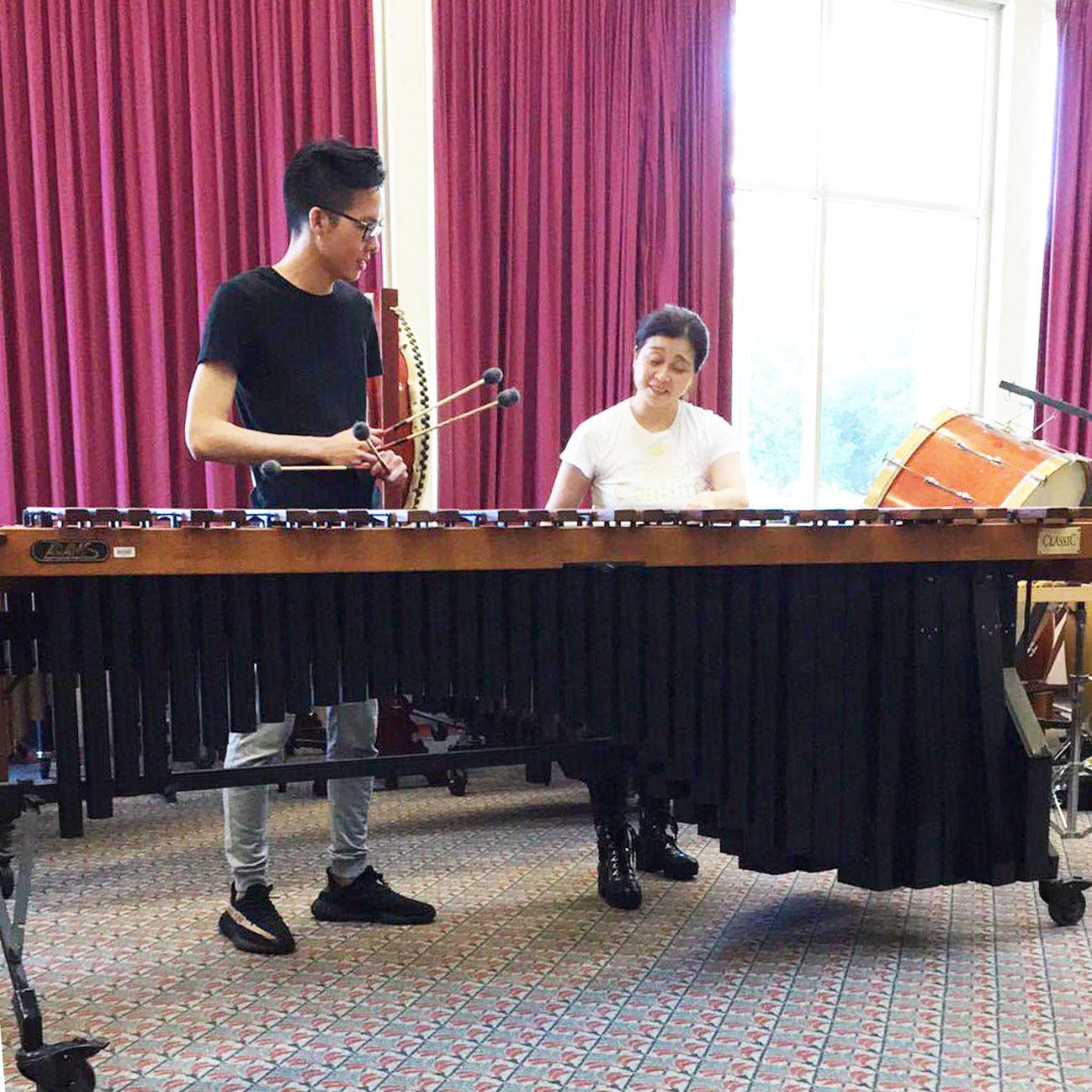 Kuniko Kato Masterclass at WAAPA