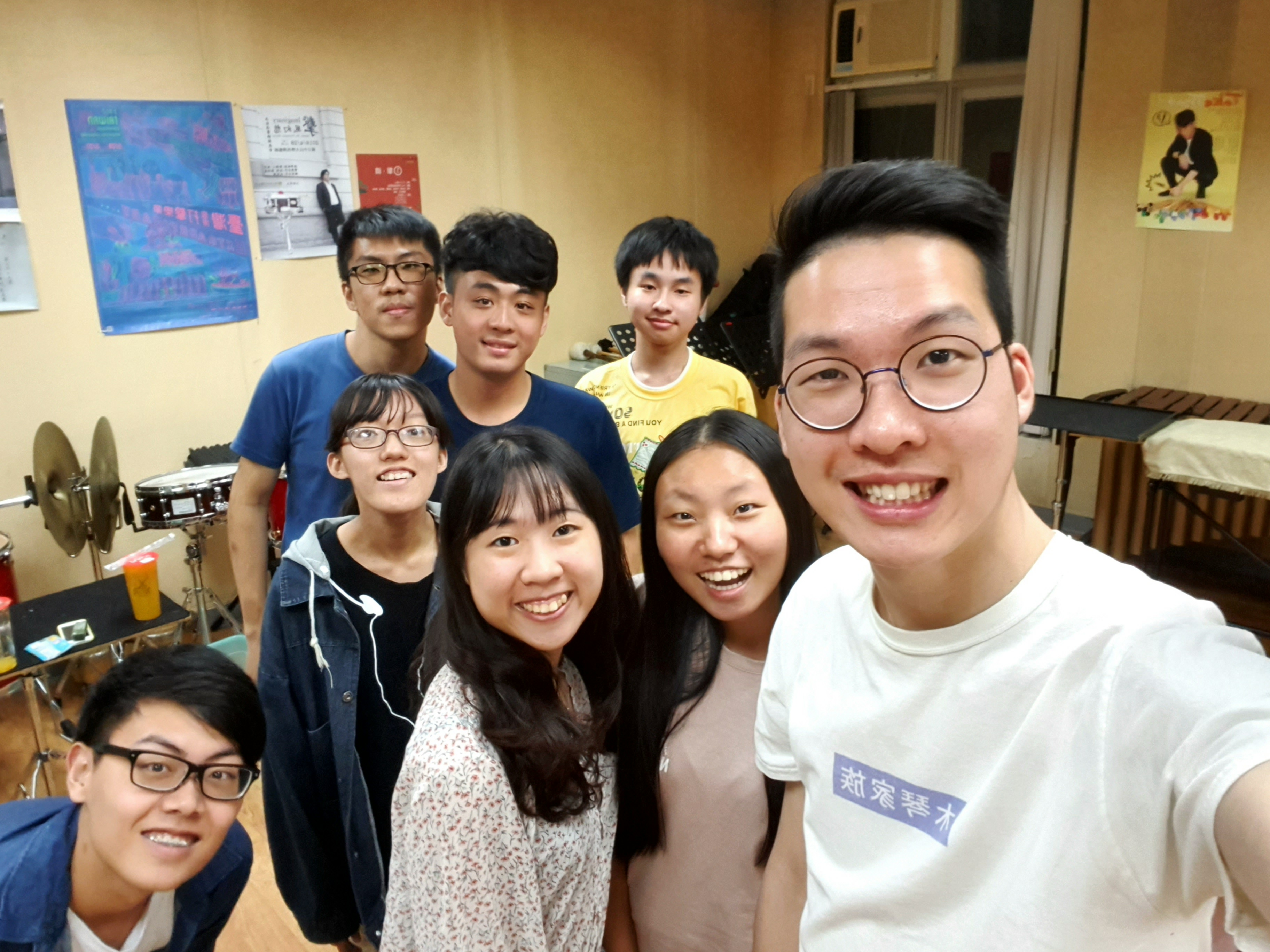 Masterclass at NSYSU (Taiwan)
