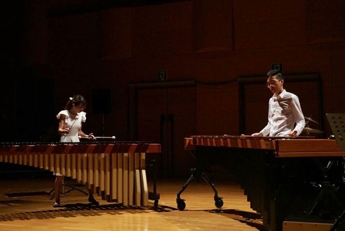inc. percussion Duo Performance