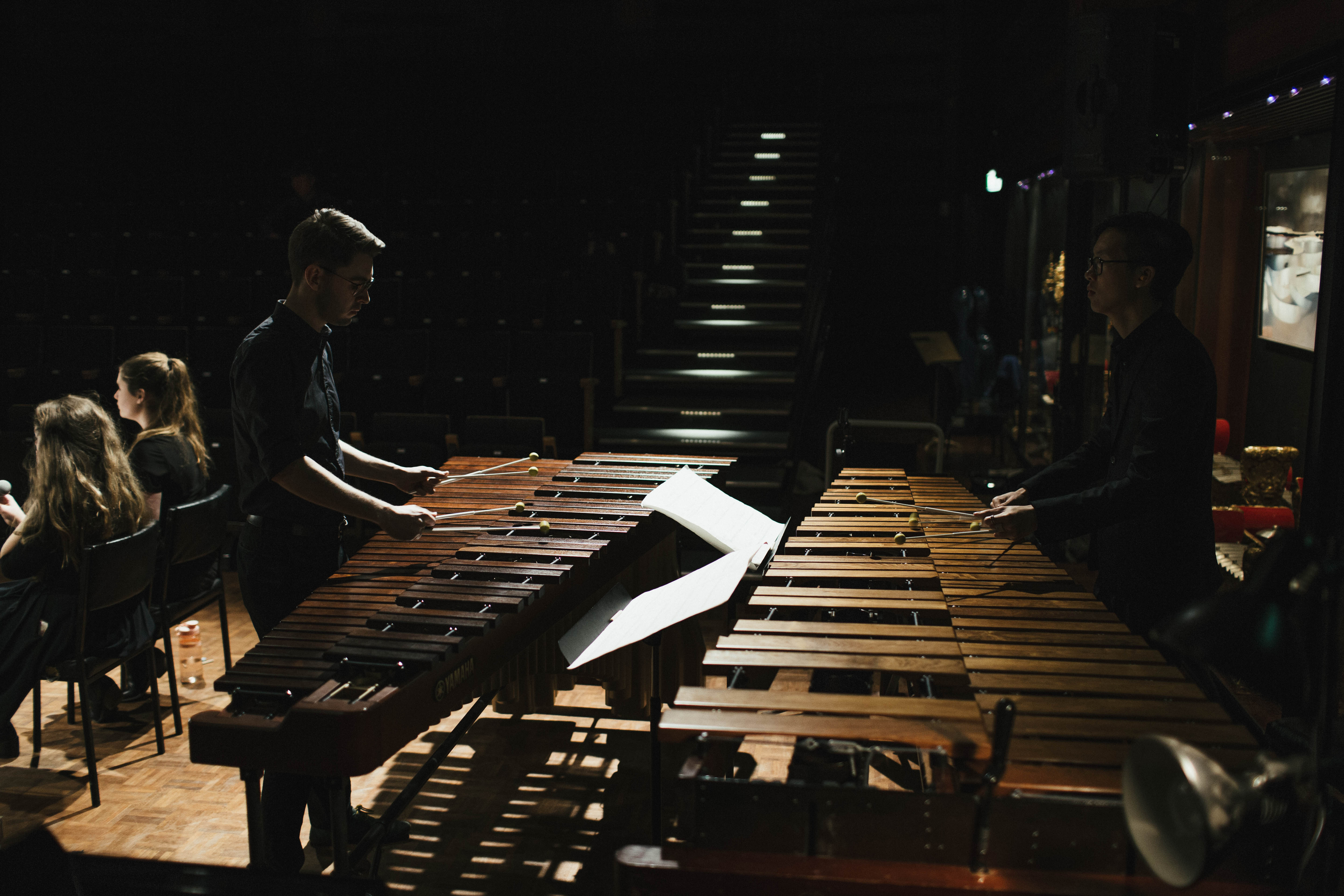 Steve Reich's Music for 18 Musicians