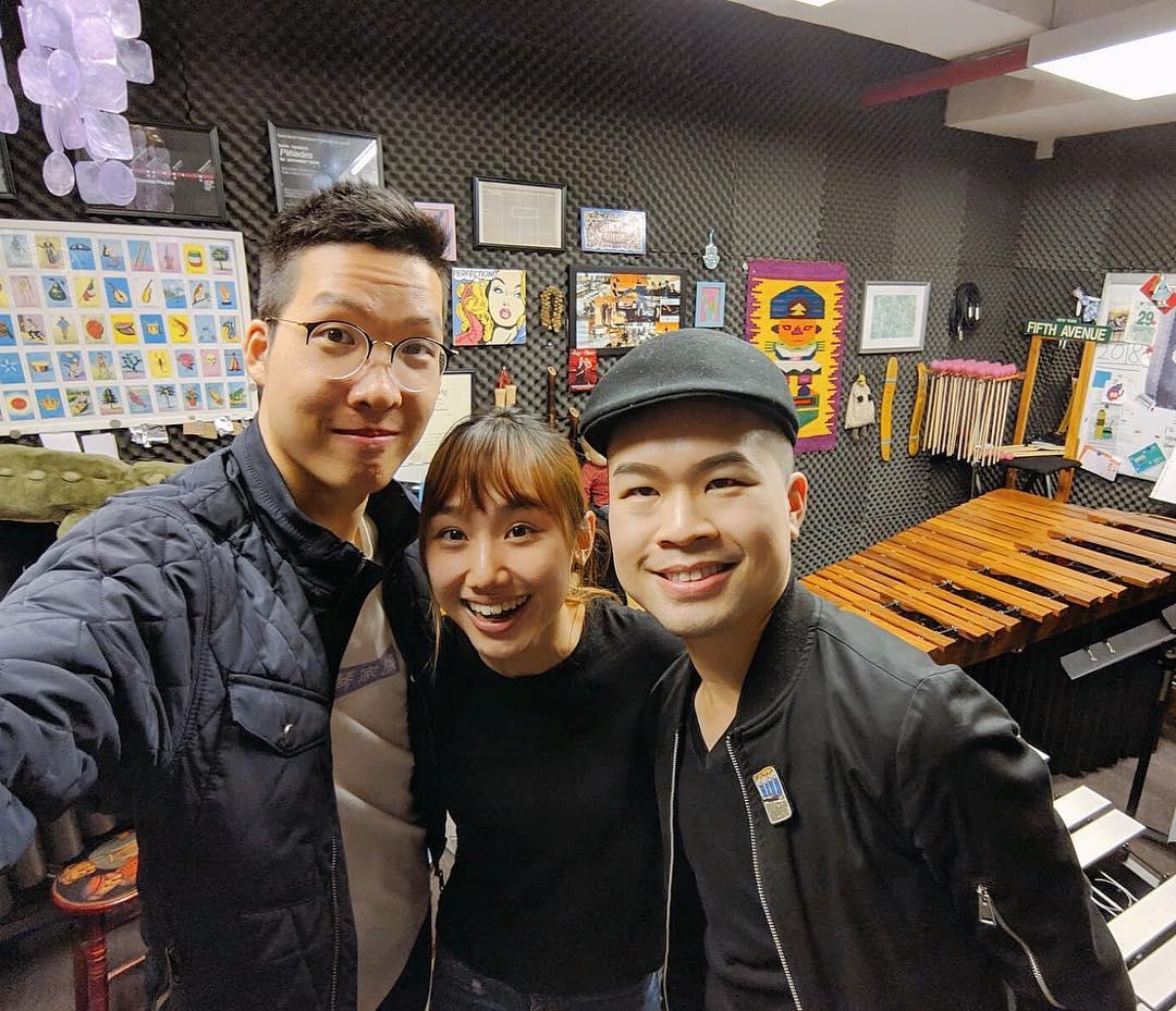 Matthew Lau's famous studio