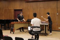 Masterclass at NKNU (Taiwan)