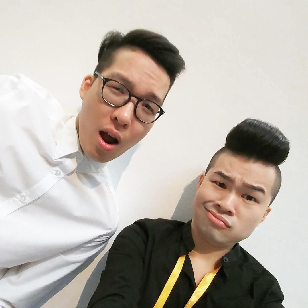 Matthew Lau at PAS Hong Kong