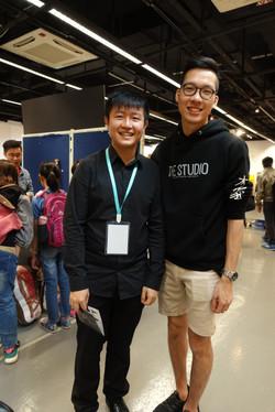 Bevis Ng at PAS Hong Kong