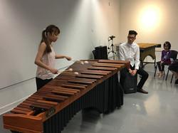 Therese Ng playing 'Errol Street'