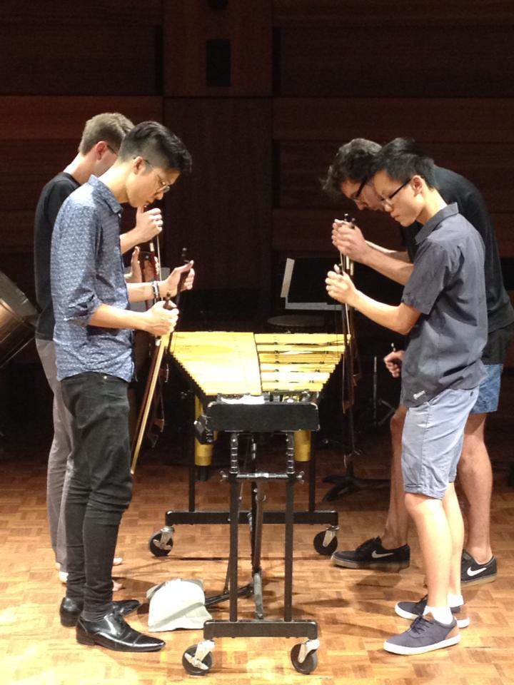 Pollard rehearsal