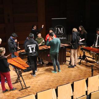 Robert Oetomo's composition workshop