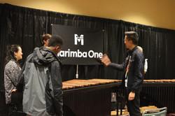 Presenting the Marimba One Wave
