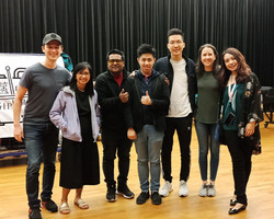 The Asian Percussionists artists