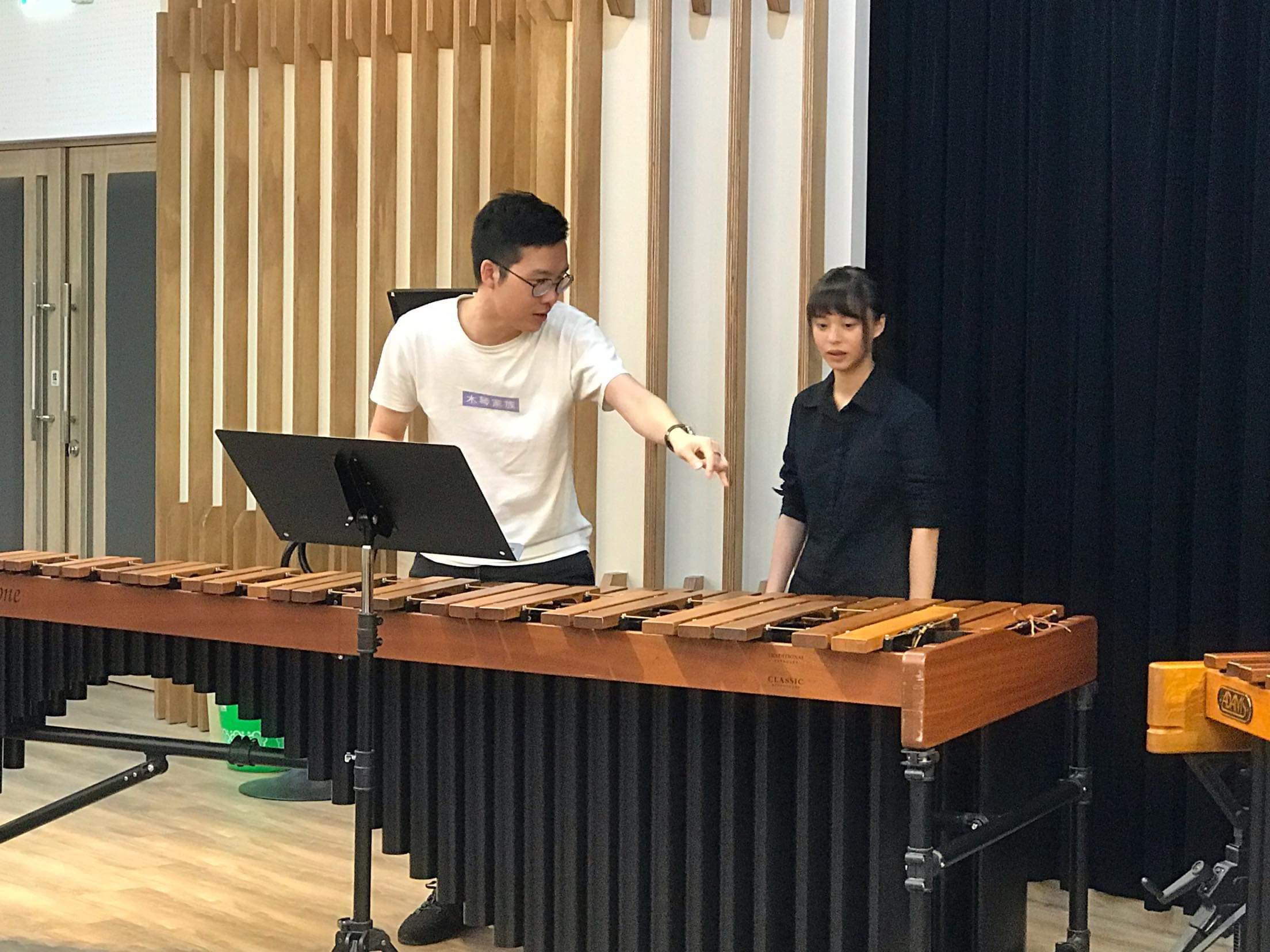 Masterclass at Wu-Ling (Taiwan)