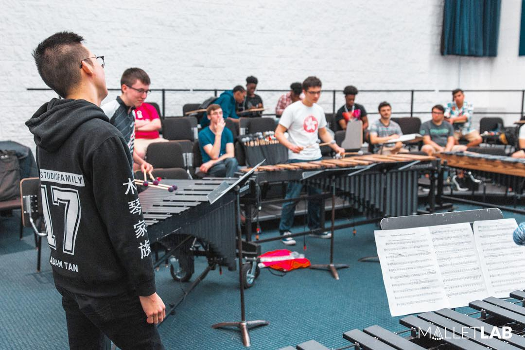 MalletLab: 'Nocturne' Rehearsal