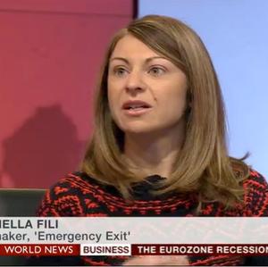 Brunella intervistata BBC su EmergencyEx