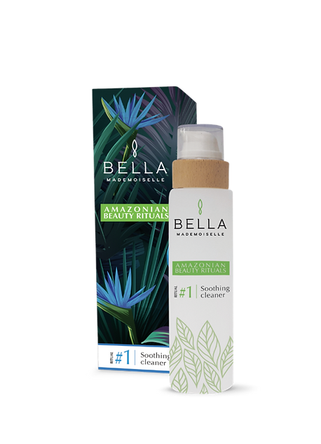 Soothing Cleanser - Bella Mademoiselle Cosméticos - Brasil