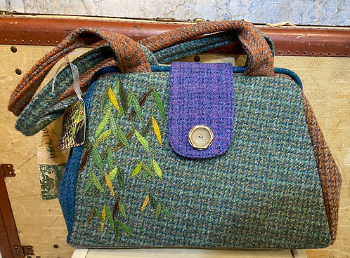 Harris Tweed Evelyn Bag