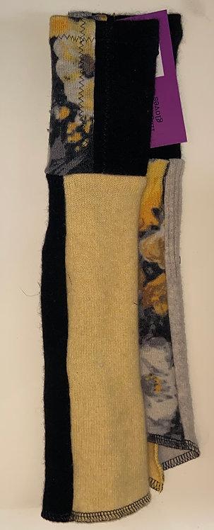 Bird's nest cashmere gloves III