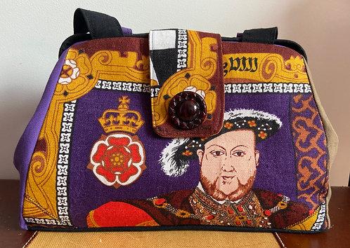 Henry the XIII tea towel Evelyn bag