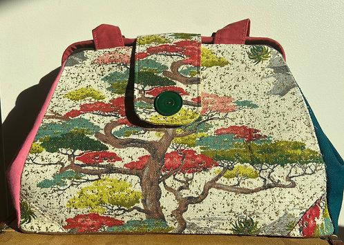 Bonsai Barkcloth Evelyn Bag
