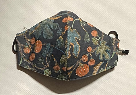 liberty lantern silk/floral fabric