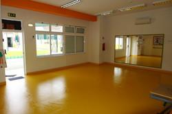 Ginásio Interior