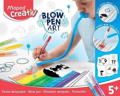 Maped Creativ - Blow Pen Art