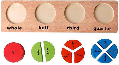 Geometric Sorting Board Shape Pairing Blocks