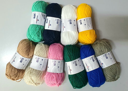 Hand Knitting Yarn Club 40G