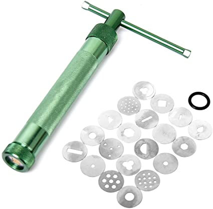 Plasticine Polymer Extruder