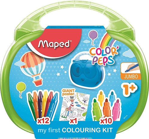 Maped Color Peps - My First Colouring Kit