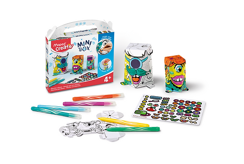 Maped Creativ -Decorate Your Own Monsters
